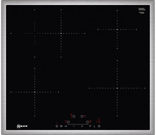 Варочная панель электрическая NEFF T46BD60N0 черный neff s58m48x1ru