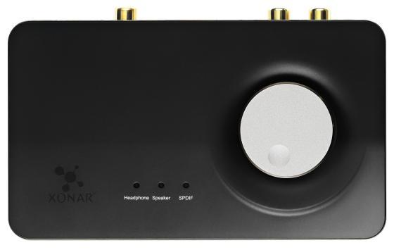 Купить Звуковая карта USB Asus Xonar U7 MKII