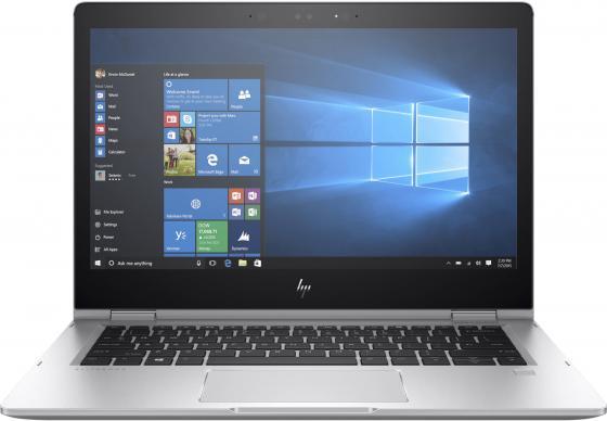 Ноутбук HP EliteBook x360 1030 G2 13.3 1920x1080 Intel Core i5-7200U 128 Gb 8Gb Intel UHD Graphics 620 серебристый Windows 10 Professional 1EM83EA ноутбук hp elitebook x360 1020 g2 12 5 1920x1080 intel core i5 7200u 1ep68ea