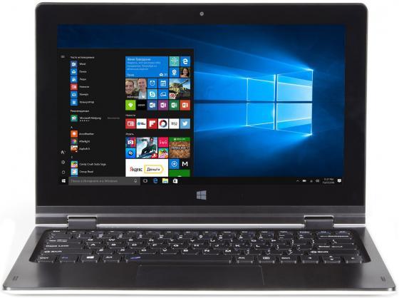 Ноутбук Irbis NB32 11.6 1920x1080 Intel Atom-Z3735F 32 Gb 2Gb Intel HD Graphics белый Windows 10 ноутбук irbis nb99 серебристый nb99