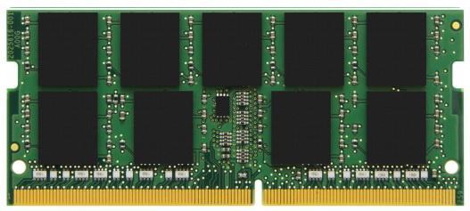 Оперативная память для ноутбука 8Gb (1x8Gb) PC4-19200 2400MHz DDR4 SO-DIMM Kingston KCP424SS8/8