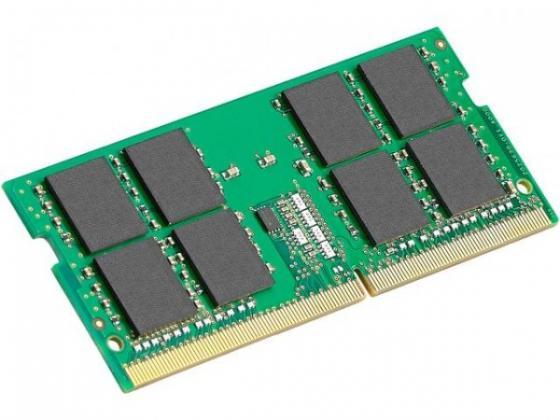 Оперативная память для ноутбуков SO-DDR4 16Gb PC19200 2400MHz Kingston KCP424SD8/16 оперативная память для ноутбуков so ddr4 4gb pc19200 2400mhz qumo qum4s 4g2400c16
