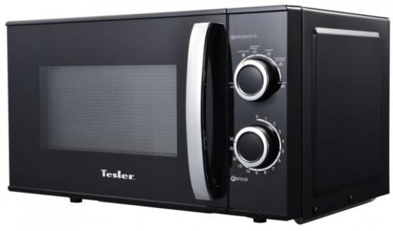 Микроволновая печь TESLER MM-2042 700 Вт чёрный микроволновая печь tesler mm 1713