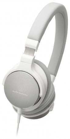 Гарнитура Audio-Technica ATH-SR5 WH белый гарнитура audio technica ath ckl220 black