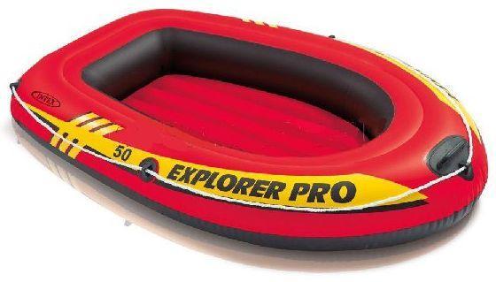 Надувная лодка INTEX Explorer 50 Pro лодка надувная intex seahawk 2 68347