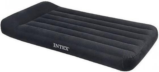 Надувной матрас-кровать INTEX 99х191х30 см с66767 надувная мебель intex надувной матрас престиж 152х203х22 см