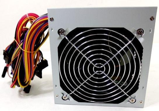 Блок питания ATX 500 Вт 3Cott 3C-ATX500W цена и фото