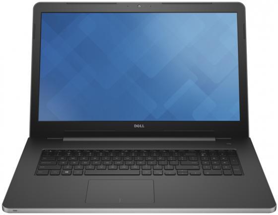 Ноутбук DELL Inspiron 5759 17.3 1600x900 Intel Pentium-4405U 500Gb 4Gb Intel HD Graphics 510 черный Windows 10 Home