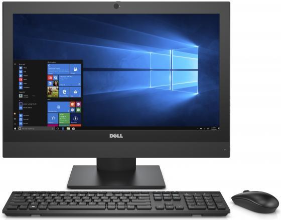 "Моноблок 21.5"" DELL OptiPlex 5250 1920 x 1080 Multi Touch Intel Core i5-7500 8Gb 500Gb Intel HD Graphics 630 Windows 10 Professional черный 5250-8404"