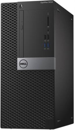 Системный блок DELL Optiplex 5050 MT i7-7700 3.6GHz 8Gb 1Tb HD630 DVD-RW Linux клавиатура мышь серебристо-черный 5050-8282 системный блок hp prodesk 400 g4 mt i7 7700 3 6ghz 4gb 500gb hd630 dvd rw dos клавиатура мышь серебристо черный 1kn91ea