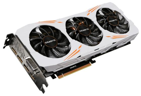 Видеокарта GigaByte GeForce GTX 1080 Ti GeForce GTX1080Ti PCI-E 11264Mb 352 Bit Retail 20piece 100% new tps51125rger tps51125 51125 ti rger qfn 24 chipset