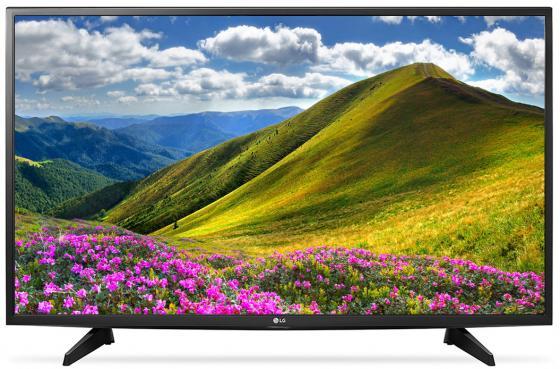 Телевизор 49 LG 49LJ510V черный 1920x1080 50 Гц USB телевизор 49 lg 49lj515v черный 1920x1080 50 гц usb