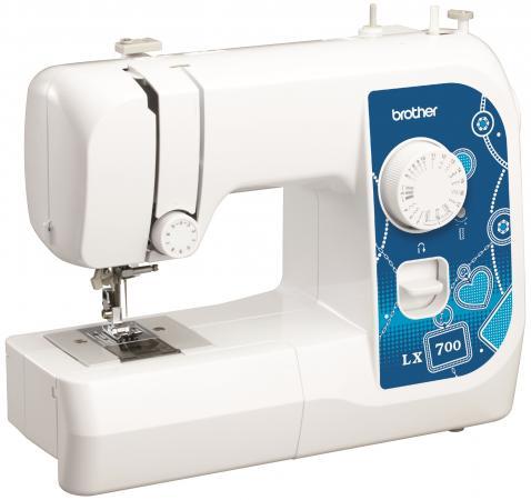лучшая цена Швейная машина Brother LX700 белый