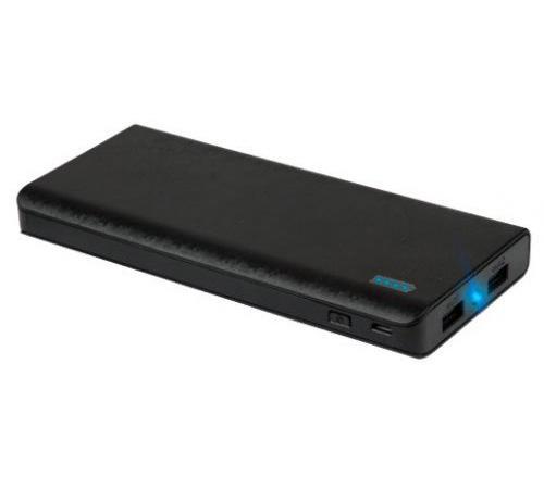 Портативное зарядное устройство Ritmix RPB-15001P 15000мАч черный