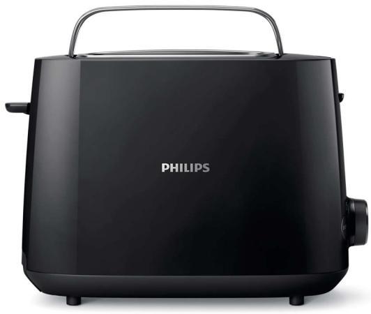 Тостер Philips HD2581/90 чёрный цена и фото