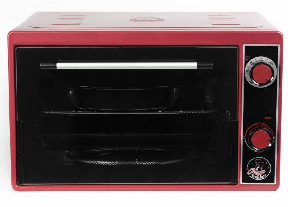 Мини-печь Чудо Пекарь ЭДБ-0122 красный тдм sq0515 0122