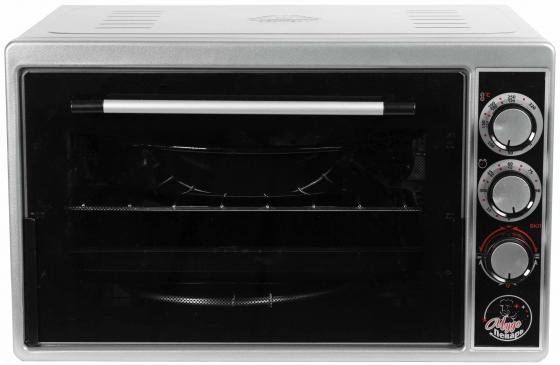 Мини-печь Чудо Пекарь ЭДБ-0123 серебристый