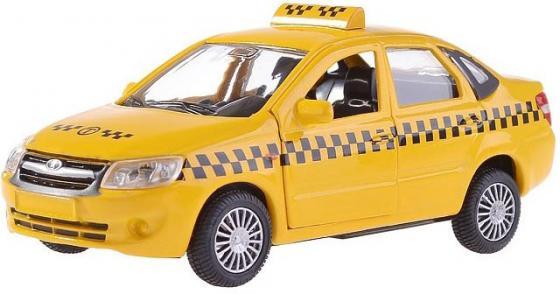 цена  Автомобиль Autotime Lada Granta Такси 1:36 желтый  33956  онлайн в 2017 году