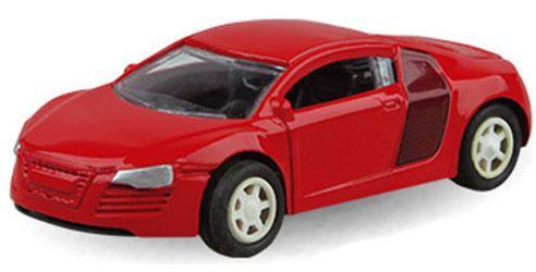 Автомобиль Autotime Bavaria Elite Coupe 1:48 красный  34059 машинки autotime машина bavaria gran turismo пожарная охрана