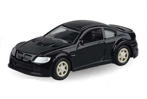 Автомобиль Autotime Germany Dreamcar 1:48 черный autotime машинка color twisters цвет белый