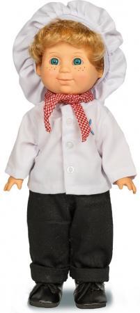 Кукла ВЕСНА Митя - Кулинар 34 см говорящая весна весна кукла наталья 7 озвученная 35 см