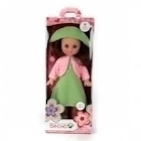 Кукла ВЕСНА Герда 14 38 см со звуком В3008/о кукла весна герда 14 38 см со звуком в3008 о