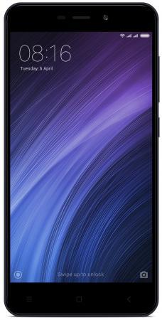 Смартфон Xiaomi Redmi 4A серый 5 16 Гб LTE Wi-Fi GPS 3G REDMI4AGRGD16GB айфон 4 16 гб дешево в москве бу