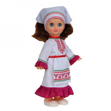 Кукла ВЕСНА Элла в марийском костюме 35 см со звуком В2850/о цена