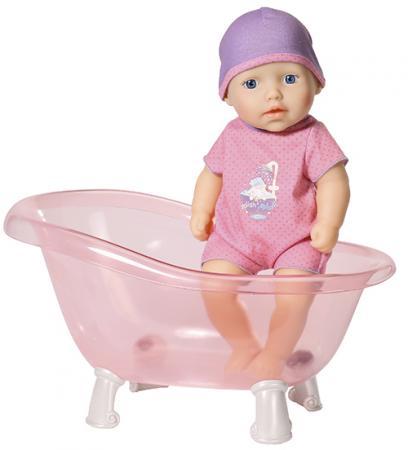 Кукла ZAPF Creation Baby Annabell с ванночкой 30 см кукла tongde пупс с ванночкой 0912c 18 t112 d633