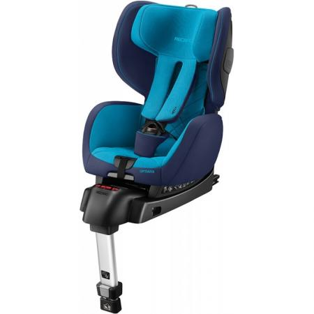 Автокресло Recaro OptiaFix (xenon blue) автокресло recaro optiafix carbon black