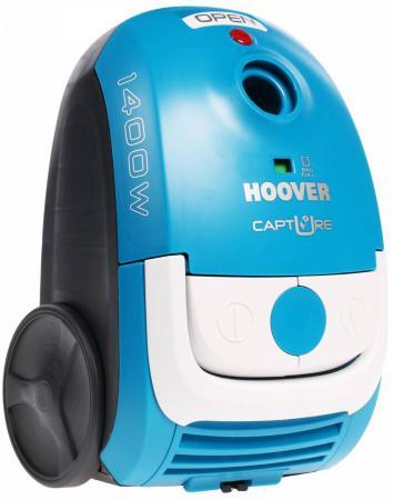 Пылесос Hoover TCP 1401 019 сухая уборка синий hoover tcp 2120 019