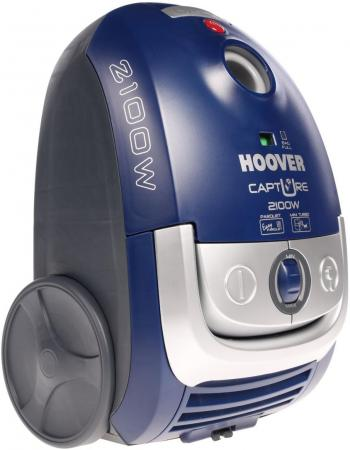 Пылесос Hoover TCP 2120 019 сухая уборка синий пылесос hoover tcp 2120