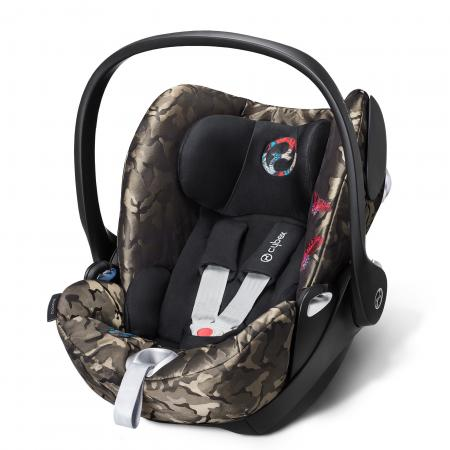 Автокресло Cybex Cloud Q (butterfly) автокресло cybex cloud q fe butterfly