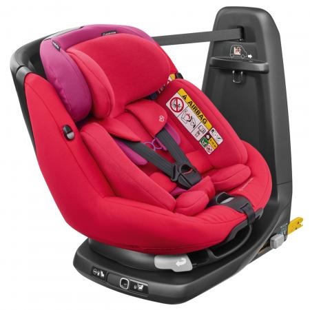 Автокресло Maxi-Cosi Axiss Fix Plus (red orchid) автокресло maxi cosi opal robin red 85258992
