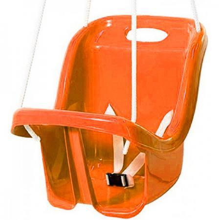 Качели Пластик Малютка цвет в ассортименте /ПЛ-С 63 качели пластик сиденье 40см