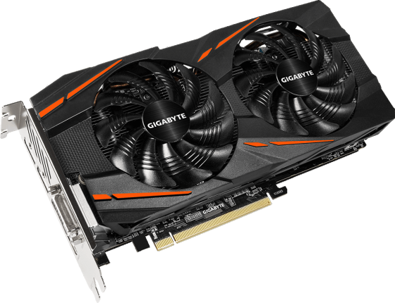 Видеокарта GigaByte Radeon RX 580 GV-RX580GAMING-8GD PCI-E 8192Mb GDDR5 256 Bit Retail видеокарта gigabyte radeon rx 550 gv rx550d5 2gd pci e 2048mb gddr5 128 bit retail