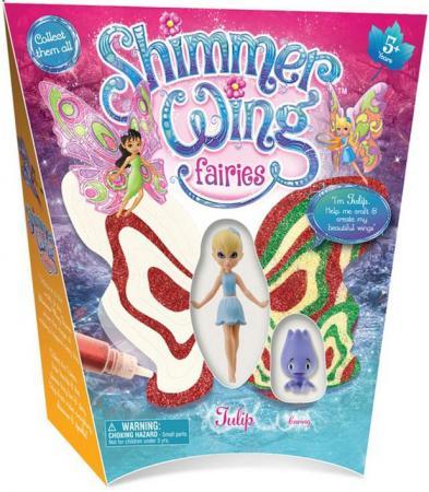 Игровой набор Shimmer Wing Фея Тюльпан SWF0005b игровой набор shimmer