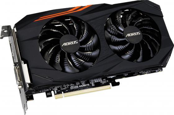 Видеокарта GigaByte Radeon RX 580 GV-RX580AORUS-4GD PCI-E 4096Mb 256 Bit Retail цена и фото