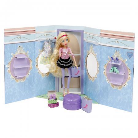 Игровой набор REGAL ACADEMY Обувной бутик с куклой REG04000 regal academy reg00300 королевская академия кукла джой 30 см