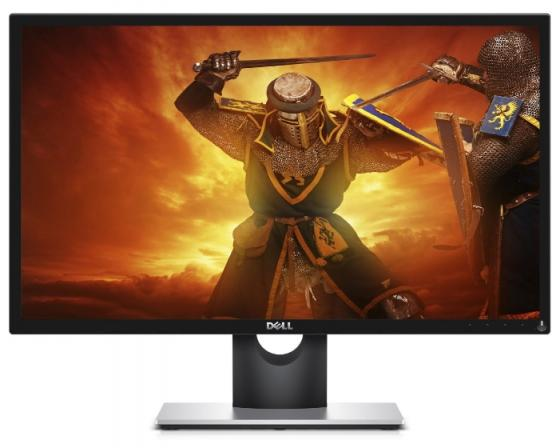 "Купить Монитор 24"" Dell Se2417Hg Черный Tn 1920X1080 300 Cd/m^2 2 Ms Hdmi Vga Аудио 2417-4336"
