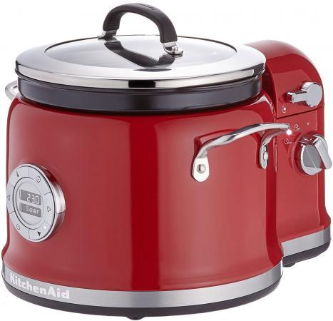 Мультиварка KitchenAid 5KMC4244 750 Вт 4.25 л красный