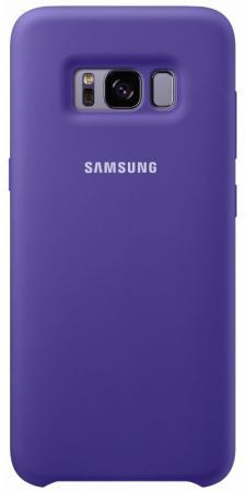 Чехол Samsung EF-PG950TVEGRU для Samsung Galaxy S8 Silicone Cover фиолетовый комплектующие для стиральных машин for samsung washing machine board samsung xqb4888 05 mfs xqb4888 05
