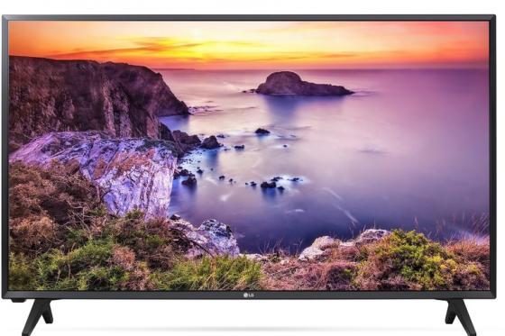 """Телевизор 32"""" LG 32LJ500U черный 1366x768 50 Гц USB"""