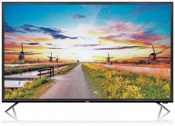 """лучшая цена Телевизор LED 39"""" BBK 40LEM-1027/FTS2C черный 1920x1080 SCART VGA USB"""