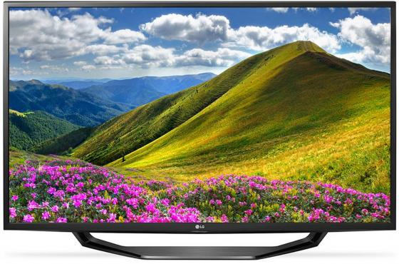 "Телевизор 43"" LG 43LJ515V черный 1920x1080 50 Гц USB RJ-45"