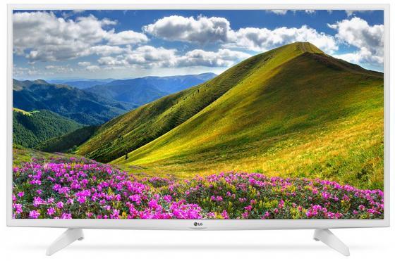 Телевизор 43 LG 43LJ519V белый 1920x1080 50 Гц USB usb 50m dual channel 100m sampling rate digital virtual oscilloscope