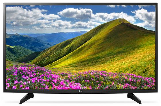 Телевизор 49 LG 49LJ515V черный 1920x1080 50 Гц USB 49