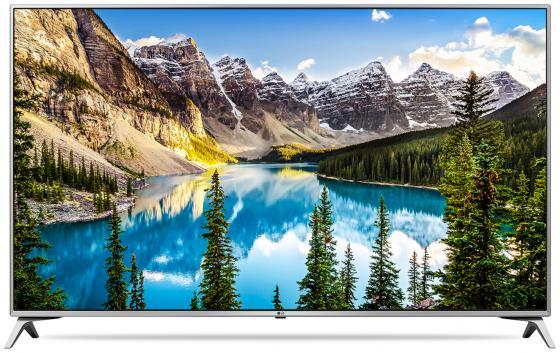 Телевизор 55 LG 55UJ651V серебристый 3840x2160 Wi-Fi Smart TV RJ-45 Bluetooth S/PDIF клей loctte 326 1
