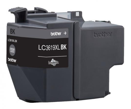 Картридж Brother LC3619XLBK для Brother MFC-J3530DW/J3930DW черный 3000стр картридж brother lc3619xlbk для brother mfc j3530dw j3930dw черный 3000стр