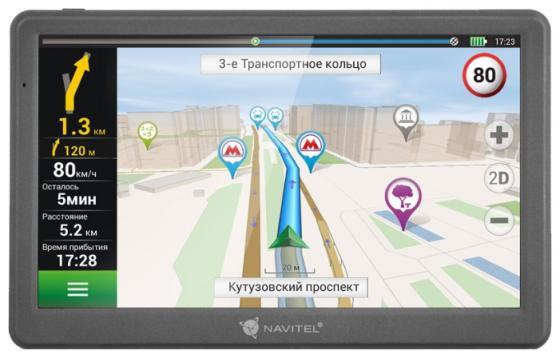 "Навигатор Navitel E700 7"" 800x480 8GB microSDHC черный + Navitel цены онлайн"